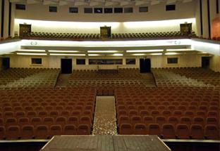 театр музыкальной комедии Одесса