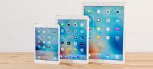 Планшеты Apple iPad. Обзор серий