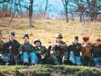ансамбль «Лисапетный батальон»