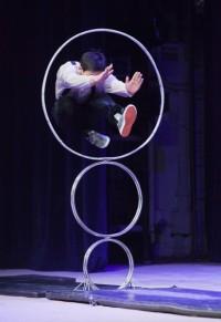 Большой китайсций цирк