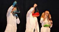 детское шоу «Школа научных чудес.Нам 2 года»