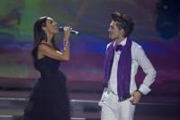Дима Билан с певицей Алсу