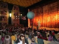 Дом клоунов Одесса схема зала и карта проезда