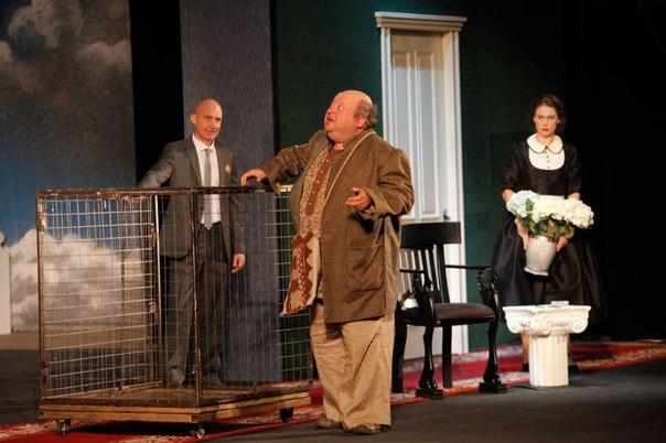 Спектакль одесса-мама 2, 31 марта и 1 апреля, в 19:00, в украинском театре