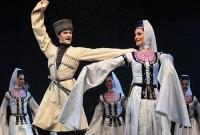 Национальный ансамбль песен и танцев Грузии «Erisioni»