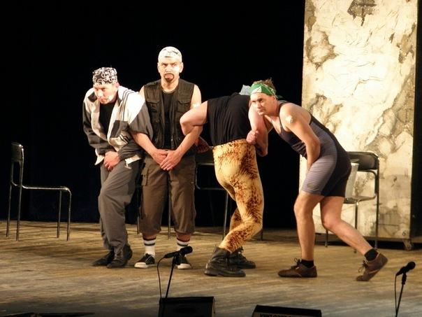 Спектакль ladies night -- 21 августа, 19:00, музкомедия в основе пьесы - история друзей, бывших металлургов
