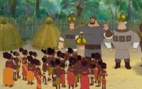 представление для детей «Три богатыря»