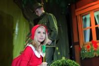 страшно смешная сказка «Красная шапочка»