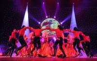 танцевальное шоу «Легенды Грузии - SAMAIA»