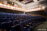 Театр кукол Одесса схема зала и карта проезда