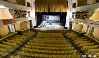 Украинский театр Одесса схема зала и карта проезда