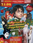 «Новогодние приключения Гарри Поттера»