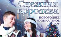 новогоднее музыкальное шоу «Снежная королева»