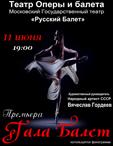 спектакль «Гала балет»