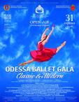 Одесса гала-балет классика и модерн