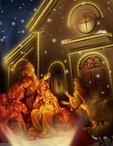 Волшебная музыка Рождества