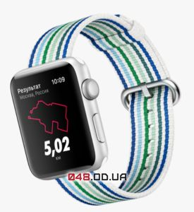iWatch and GPS