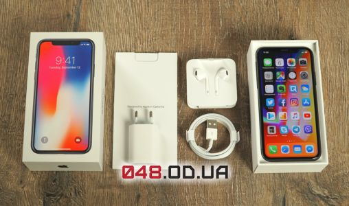 Apple iPhone X комплектация