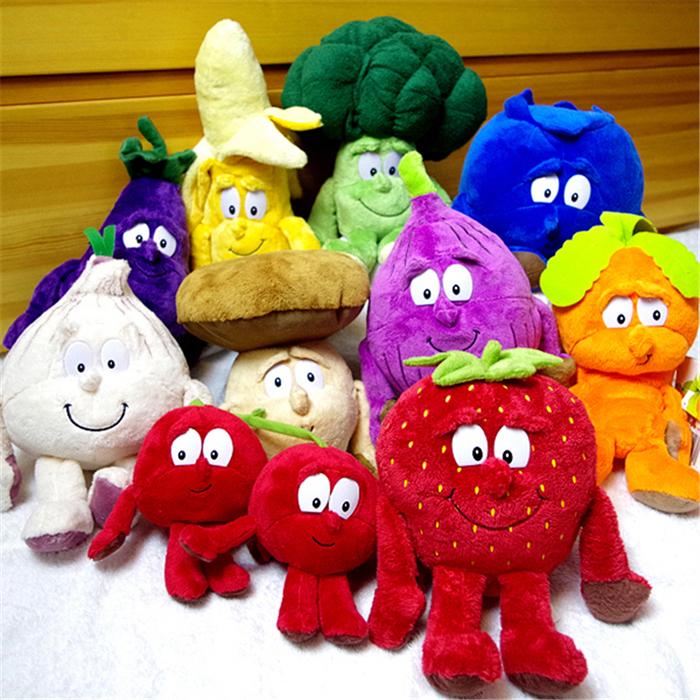 Мягкая игрушка овощ